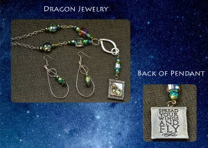 Dragon Jewelry giveaway