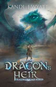 Fantasy book Dragon's Heir