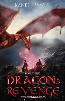 Fantasy book Dragon's Revenge